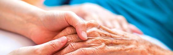 Massage soins des mains